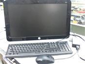 HEWLETT PACKARD PC Desktop 19-2113W - ALL IN ONE PC